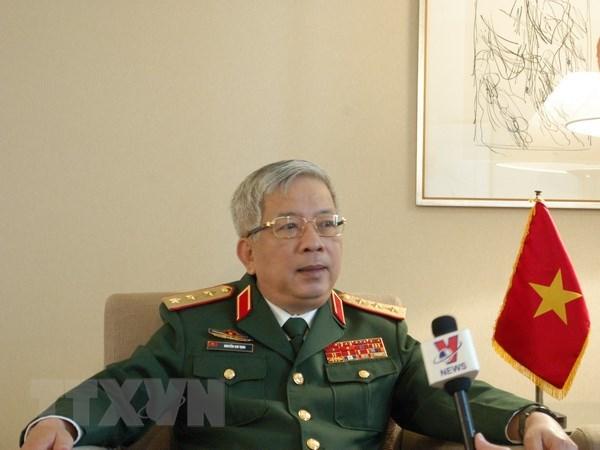 Vietnam, Japan hold deputy defence minister-level phone talks hinh anh 1