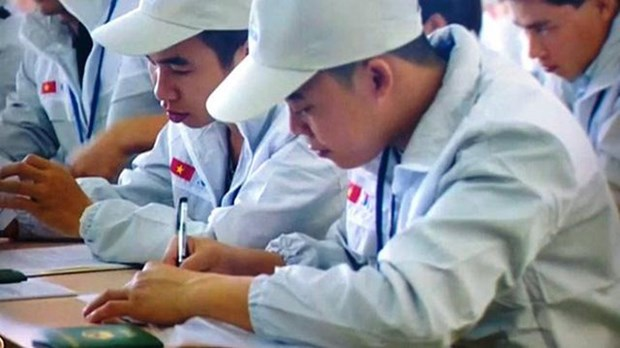 ILO pledges to support Vietnam in promoting safe labour migration hinh anh 1