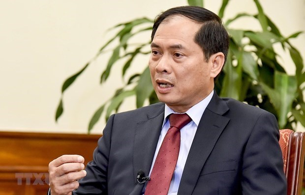 NA's ratification of EVFTA, EVIPA significant: Deputy FM hinh anh 1