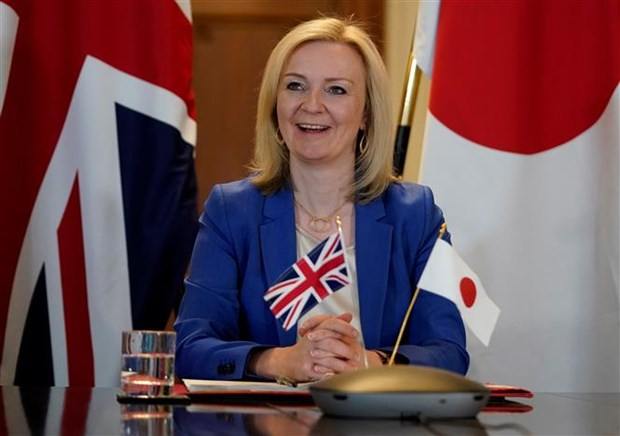 UK eyes CPTPP membership, ASEAN dialogue partner hinh anh 1