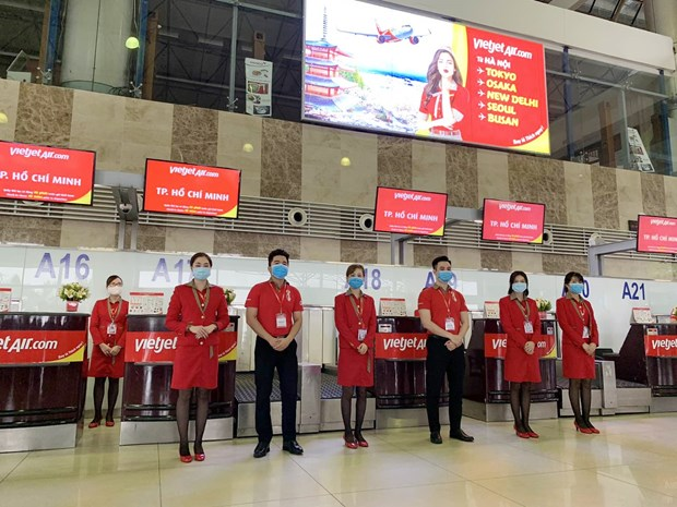 Vietjet offers promotional tickets hinh anh 1