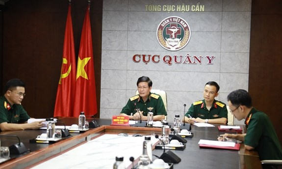 ASEAN seeks stronger ties among military medical corps in fighting diseases hinh anh 1