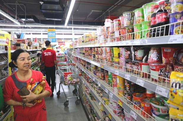 Businesses join HCM City's demand stimulus programme hinh anh 1