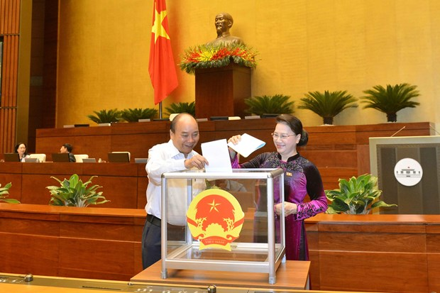 Lawmakers to continue mulling over personnel matters hinh anh 1