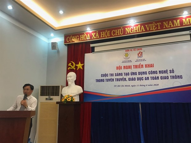 Contest seeks digital solutions to traffic-safety education hinh anh 1