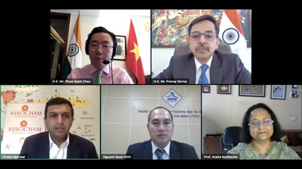 EVFTA good opportunity for Indian investors in Vietnam hinh anh 1