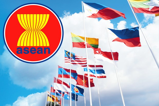 ASEAN, RoK officials discuss COVID-19 cooperation hinh anh 1