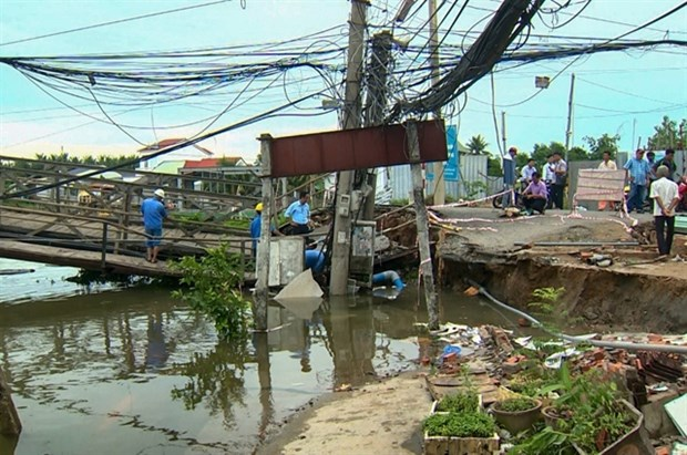 Can Tho City takes steps to prevent erosion hinh anh 1