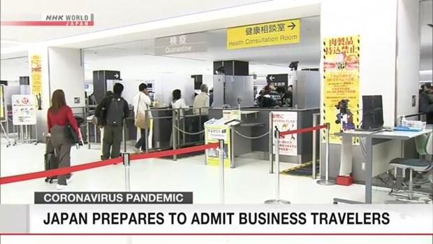 Japan considers easing entry restrictions for Vietnam hinh anh 1