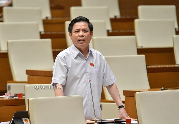 Transport minister clarifies disbursement for key projects hinh anh 1