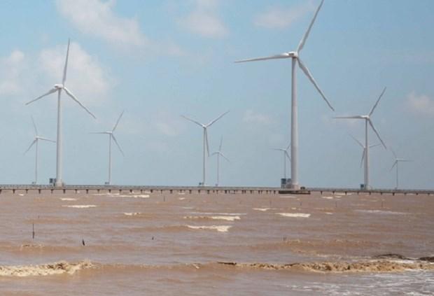 Denmark supports Vietnam's offshore wind power development hinh anh 1