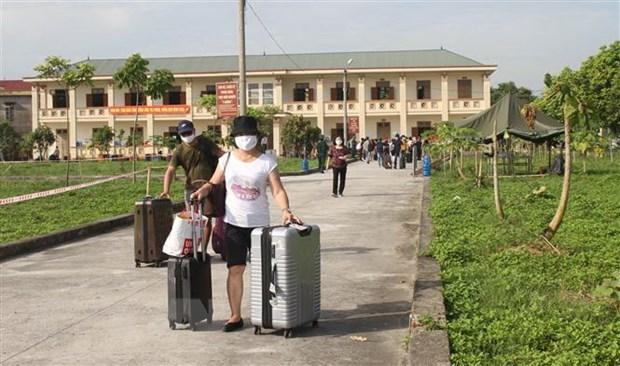 Six coronavirus-positive cases left in Vietnam at present hinh anh 1