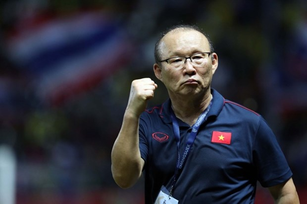 Park among the best coaches in Asia: Fox Sports hinh anh 1