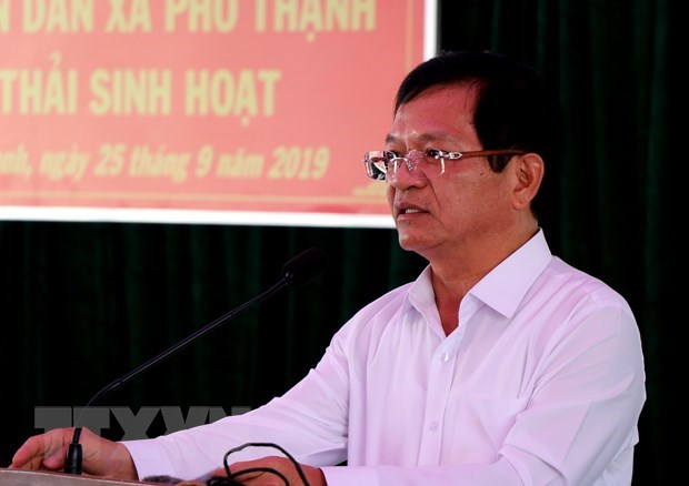 Politburo disciplines Secretary of Quang Ngai provincial Party Committee hinh anh 1