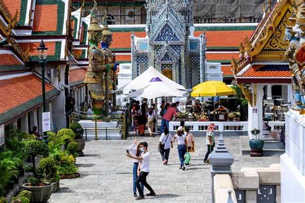 Thailand approves 720-million-USD domestic tourism stimulus package hinh anh 1