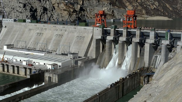 Chinese group to build 1.62-bln-USD hydropower plant in Indonesia hinh anh 1