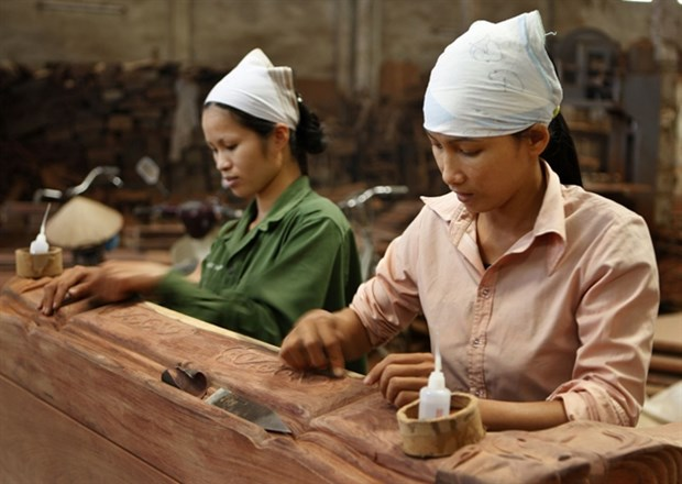 Deputies debate 30 percent tax exemption for SMEs hinh anh 1