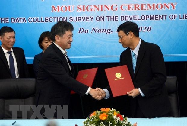 Da Nang, JICA shake hands in Lien Chieu Port development hinh anh 1