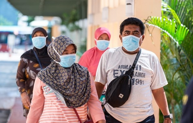 Indonesia now tops Southeast Asia in COVID-19 cases hinh anh 1