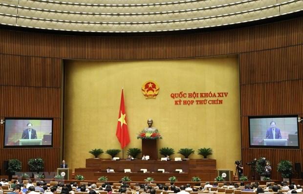 Legislators pass amendments to construction law hinh anh 1