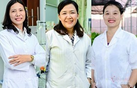 Three Vietnamese female scientists named among Top 100 Asian researchers hinh anh 1