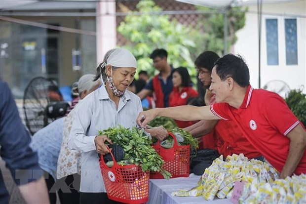 Assistance during humanitarian month reaches over 562,000 people hinh anh 1