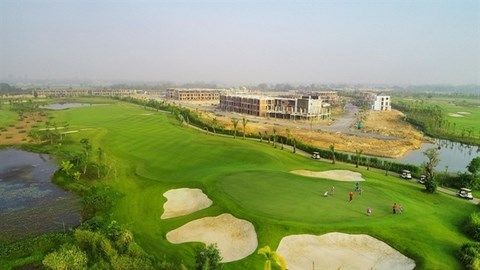 Three golf course projects approved hinh anh 1