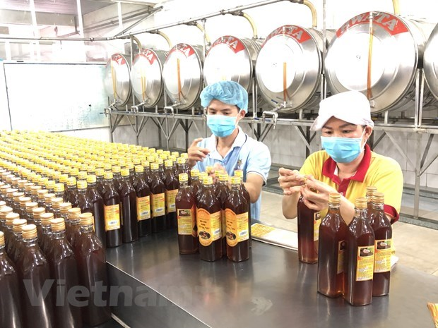 Health care products sold well amid pandemic hinh anh 1