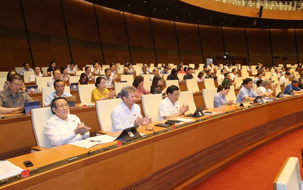 National Assembly passes law on PPP investment hinh anh 1