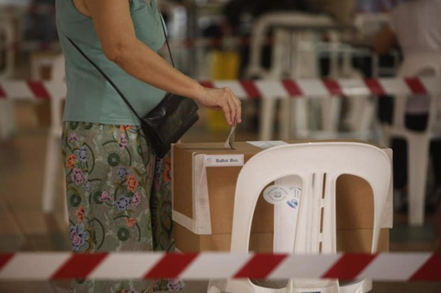 Singapore announces guidelines for election campaigning activities hinh anh 1