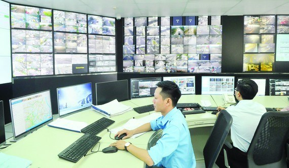 Technology key to success for HCM City's smart transport system hinh anh 1