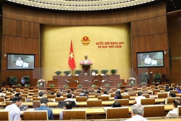 Vietnam Border Guard Law to be further debated in next NA sitting hinh anh 1