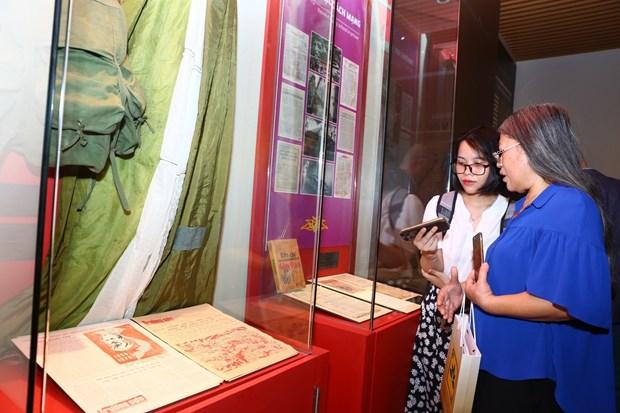 Vietnam Press Museum opens hinh anh 1