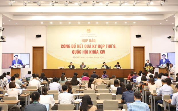 NA's ninth online session fruitful: deputies hinh anh 1