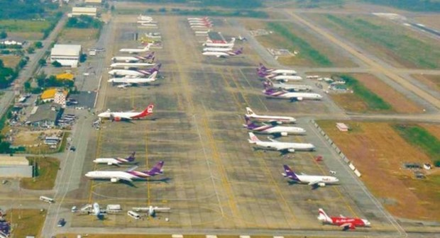 Thailand signs U-Tapao airport city deal hinh anh 1