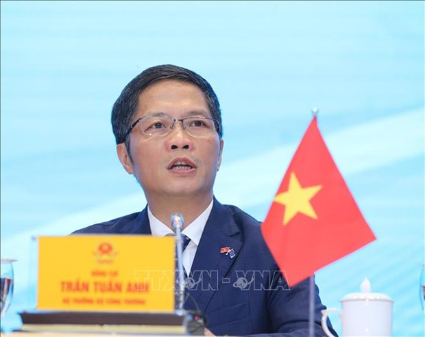 10th Meeting on RCEP expected to bring new change to regional, global trade hinh anh 1