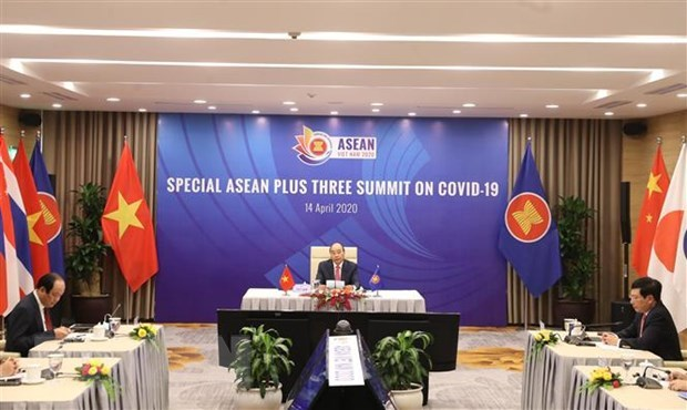 36th ASEAN Summit to be held online hinh anh 1