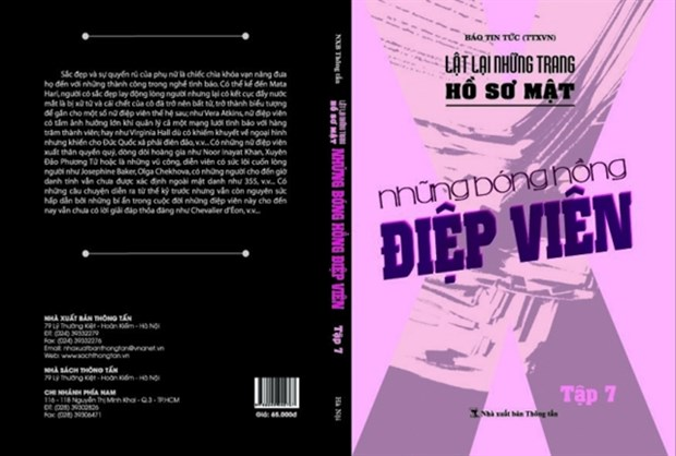 VNA Publishing House launches book on female spies hinh anh 1