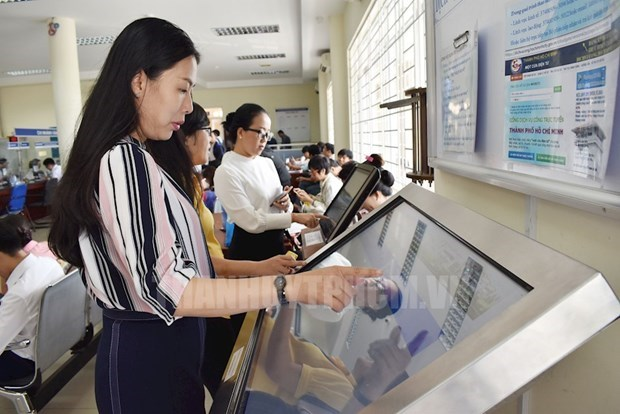 Businesses satisfied with national single window mechanism hinh anh 1