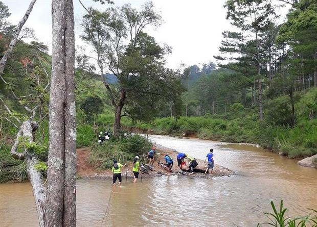 Dalat Ultra Trail cancelled after athlete dies hinh anh 1