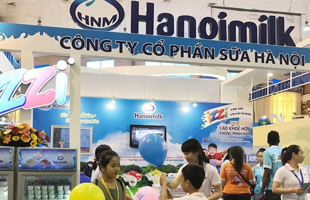 Two more Vietnamese dairy firms licensed to export to China hinh anh 1