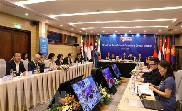 ASCC Council's meeting issues Joint Ministerial Statement hinh anh 1