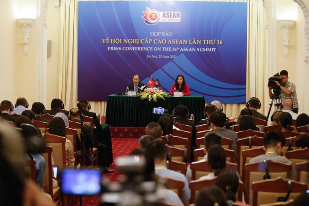 ASEAN 2020: online meetings save travel, organisations costs hinh anh 1