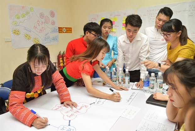 Ministry develops standard for universities hinh anh 1