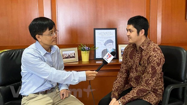 Indonesian scholar has high expectations for 36th ASEAN Summit hinh anh 1