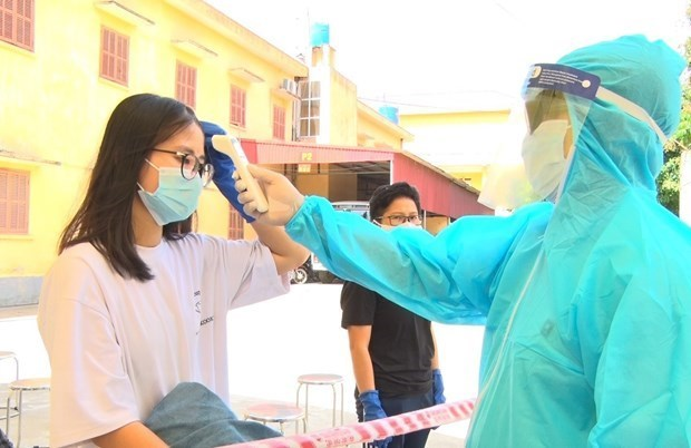 Vietnam reports three new imported COVID-19 cases hinh anh 1