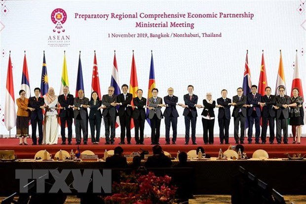 Signing of RCEP to help post-pandemic regional economic recovery: Lao official hinh anh 1