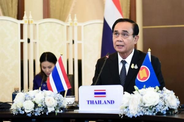 Thai Prime Minister to attend 36th ASEAN Summit hinh anh 1