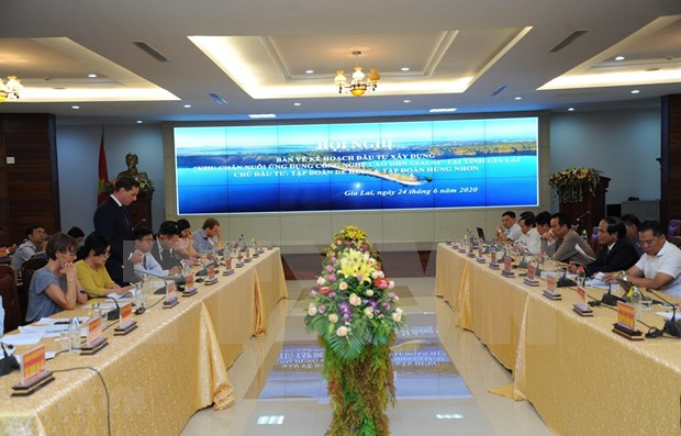 Gia Lai to develop 100-ha hi-tech agricultural zone hinh anh 1