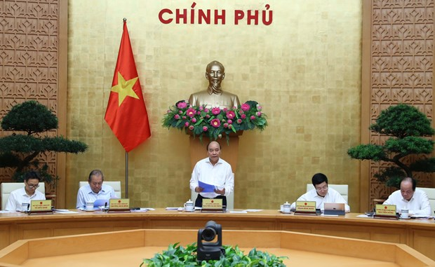 High guard against COVID-19 should remain to ensure public health: PM hinh anh 1